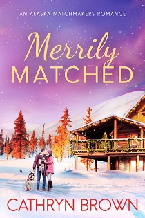 Merrily Matched Book Cover