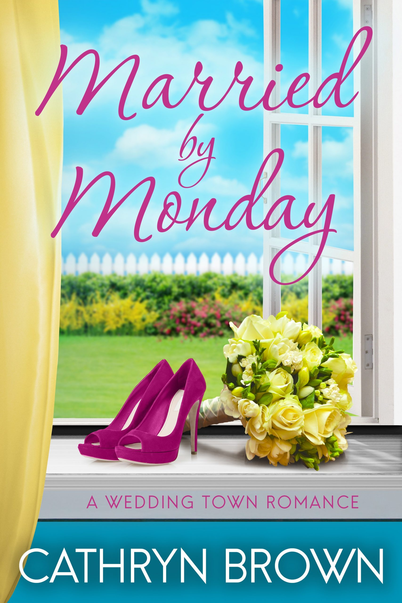 Married by Monday Book Cover